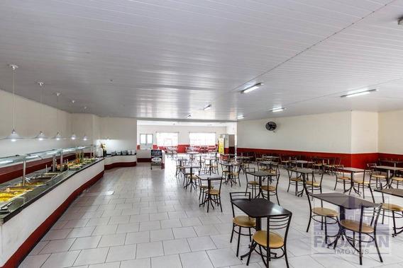 Restaurante À Venda, 400 M² Por R$ 100.000 - Portão - Curitiba/pr - Pt0030