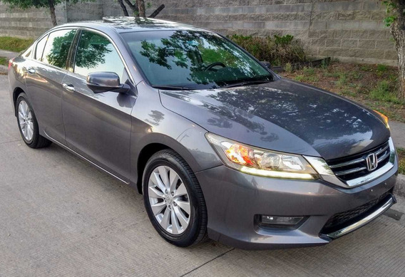 Honda Accord 2014 3.5 Exl Sedan V6 At