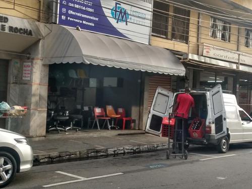 Imagem 1 de 6 de Ponto Comercial Para Venda Em Volta Redonda, Aterrado - Rj - Lo0008_arlei