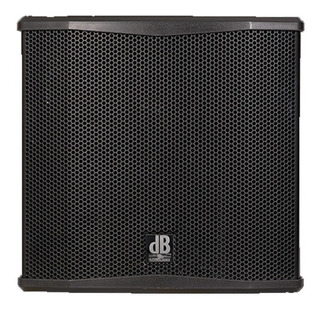 Bafle Act Db Technologies Sub15h Subwoofer 15 - 800w Cuotas