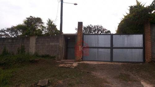 Chácara Com 2 Dormitórios À Venda, 1000 M² Por R$ 165.000,00 - Ibiúna - Ibiúna/sp - Ch0078