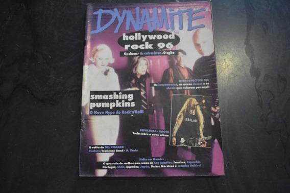 Dynamite 20 Smashing Pumpkins Revista