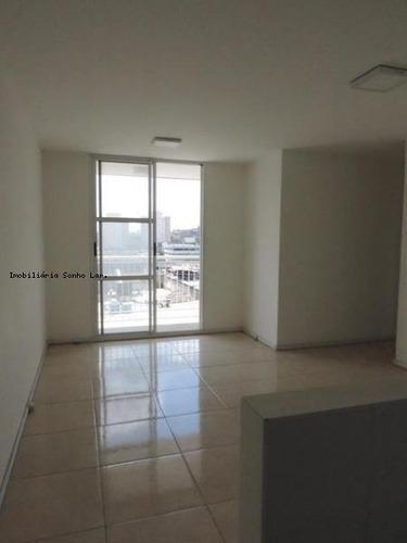 Apartamento Para Venda Em São Paulo, Rio Pequeno, 2 Dormitórios, 1 Suíte, 2 Banheiros, 1 Vaga - 8410_2-751477