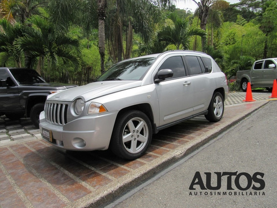 Jeep Compass Limited At Sec 4x4 Cc2400