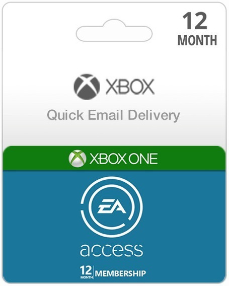 Ea Access Xbox Live 12 Meses