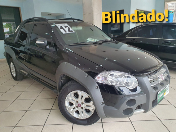 Fiat Strada 1.8 Mpi Adventure Locker Cd 16v Flex 2p Manual