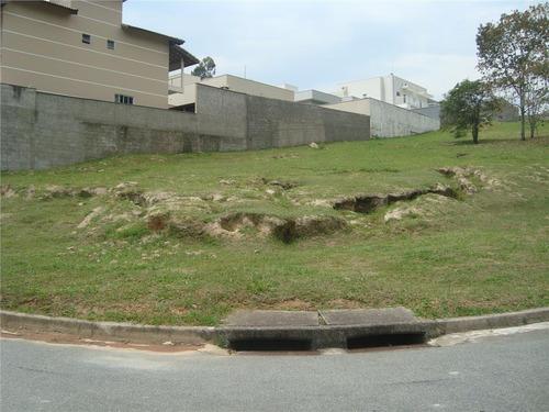 Imagem 1 de 5 de Terreno Em Condomínio Em Itatiba. - Te2495