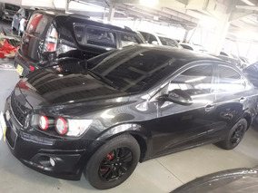 Chevrolet Sonic Lt Sedan Mecanico