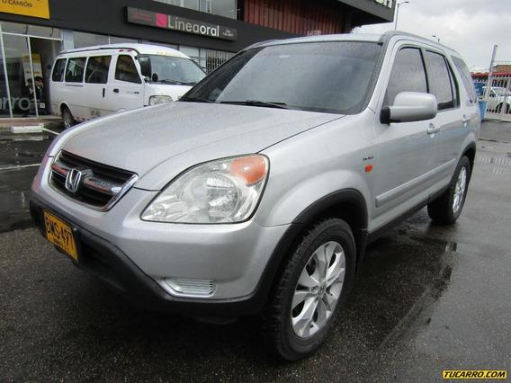 Honda Cr-v Cr-v 4x4 Full