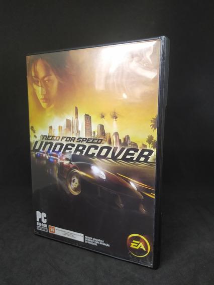 Need For Speed - Undercover Original Para Pc