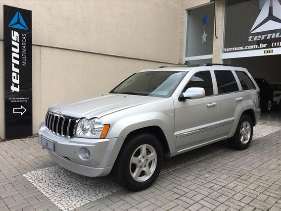 Jeep Grand Cherokee 5.7 Limited Hemi 4x4 V8 16v Gasolina 4p