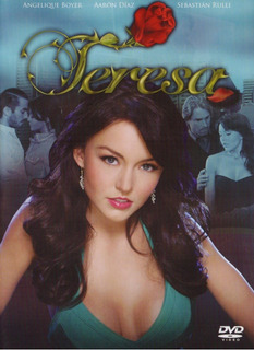 Teresa Angelique Boyer Telenovela Dvd