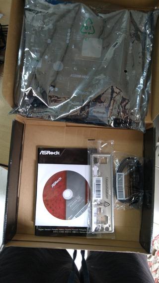 Kit Amd Am4 A8 9600 + 4gb Ddr4 + Placa Mãe
