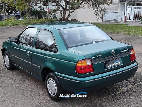 Imagem 1 de 15 de Logus Cli 1.8 1996 Ar E Dh Novo Original Ateliê Do Carro