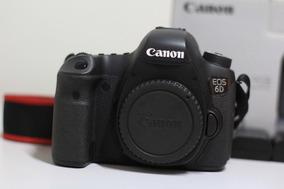 Câmera Dslr 6d Full Frame