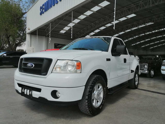 Ford Lobo 4.6 Stx Cabina Regular 4x2 At 2008