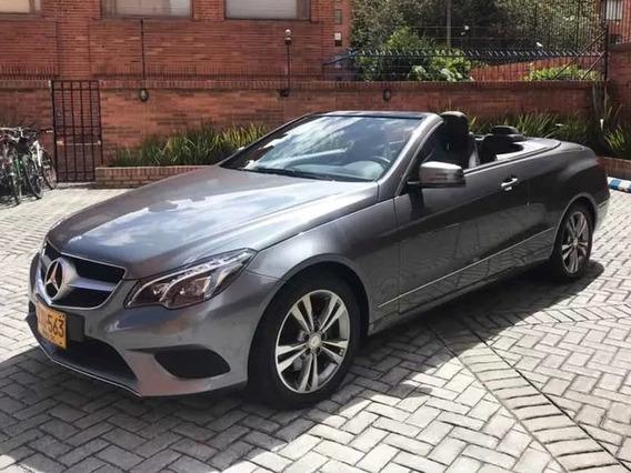 Mercedes-benz Clase E E250 Cabriolet