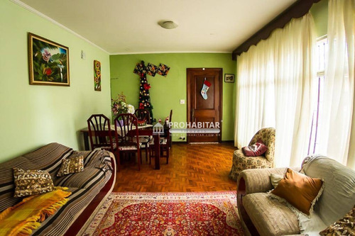 Imagem 1 de 30 de Casa Com 4 Dormitórios À Venda, 220 M² Por R$ 720.000,00 - Jardim Ipanema (zona Sul) - São Paulo/sp - Ca3387