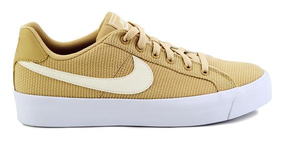 Tenis Nike Para Dama Cd7002-200 Beige [nik2028]