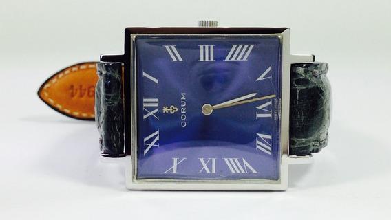 Reloj Original Marca Corum Para Caballero (ref 1350)