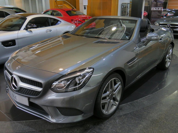 Mercedes Benz Slc 200 2020