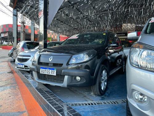 Imagem 1 de 13 de Renault Sandero Stepway 1.6 Flex Completo 2014 Rmotors