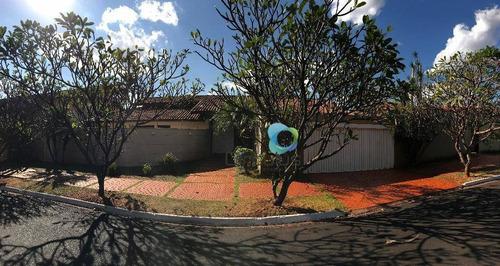 Casa Com 3 Suítes À Venda, 585 M² Por R$ 3.000.000 - Jardim Canadá - Ribeirão Preto/sp - Ca0938