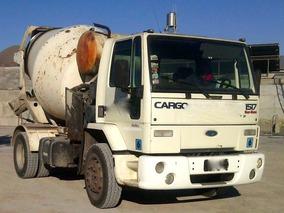 Ford Cargo 1517 Año 2004 Con Trompo Hormigonero 5 Mts 3