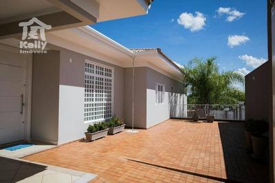 Casa Com 4 Dormitórios À Venda, 453 M² Por R$ 1.250.000 - Jardim Horizonte - Álvares Machado/são Paulo - Ca0516