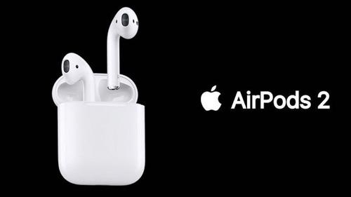 Audífonos Inalámb Apple AirPods 2 iPhone - Entrega Inmediata