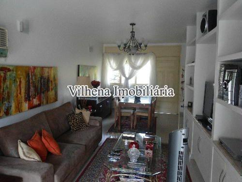 Casa Em Condomínio-à Venda-pechincha-rio De Janeiro - P140153