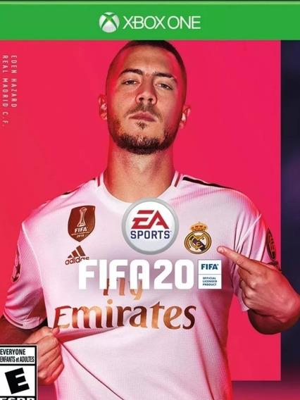 Fifa 20 Xbox One - Digital - Jogue Online