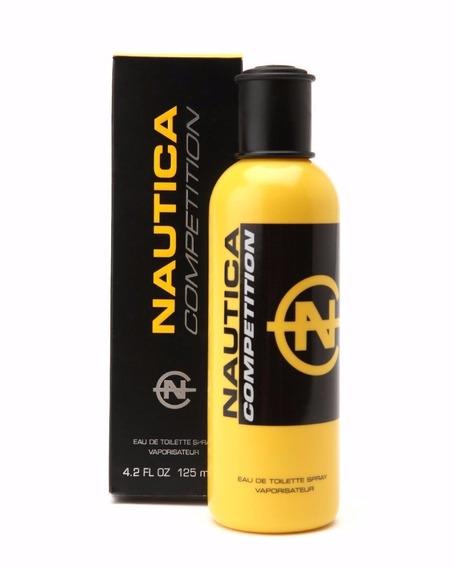 Perfume Nautica Competition 125ml Caballeros