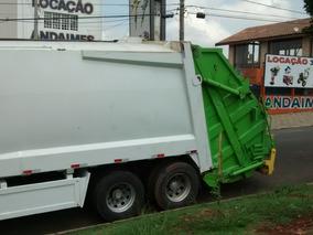 Caminhão Compctador De Lixo Planalto 19 Mt Ano 2011