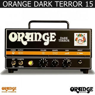 Orange Dark Terror Full Tubo Sunmusic Ltda