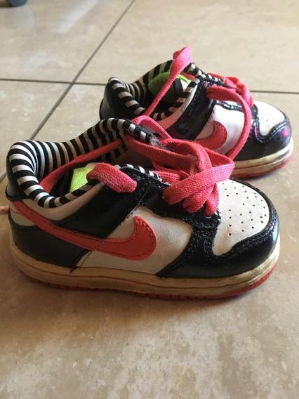 Zapatillas Nike Bebé T19,5