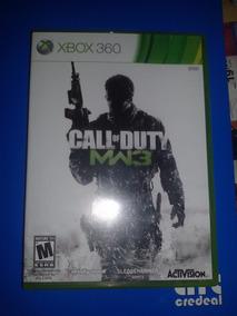 Xbox 360 Call Of Duty Modern Warfare 3 Midia Fisica