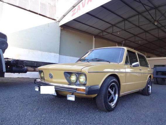Vw Brasilia Ano 1978 Modelo 1979 - 22000 Mil Km