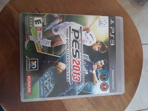 Pes 2013 Ps3 Playstation 3