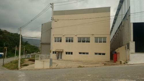 Imagem 1 de 12 de Galpão De 1.300 M²  Para Locação Em Santana De Parnaíba - Sp - 2240