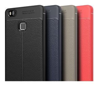 Funda Huawei P9 Lite Likgus Leather + Cristal Templado