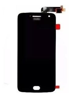 Display Frontal Touch Moto G5 Plus Dourado Rosa Preto Branco