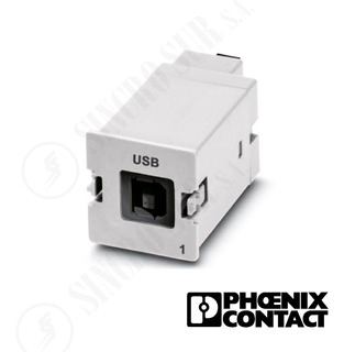 Modulo De Comunicacion Usb Para Plc Nanoline Phoenix Contact