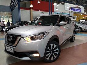 Nissan Kicks Sl 1.6 Flex Cvt Xtronic 2017 Top De Linha!