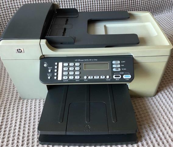 Impressora Multifuncional Hp Officejet 5610