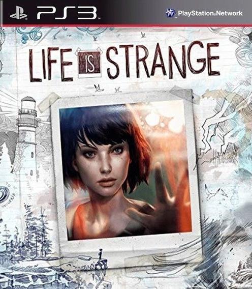 Life Is Strange Ps3 Via Psn Original