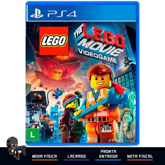 The Lego Movie Videogame Jogo Ps4 Mídia Física Lacrado