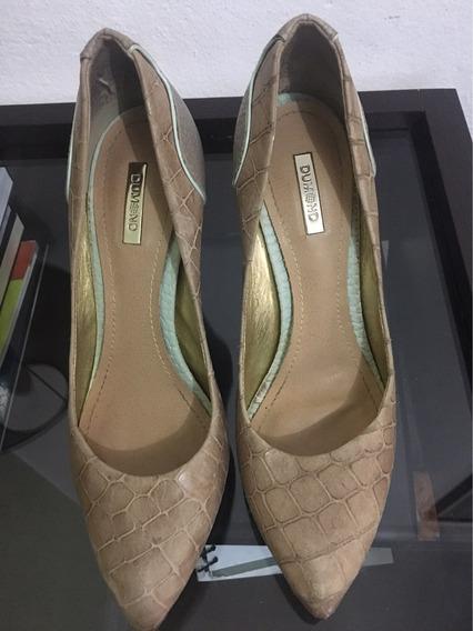 Sapato Dumond Meia Pata - Número 37