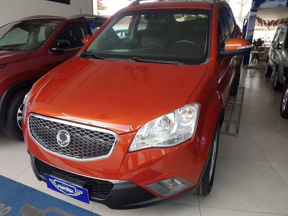 Ssangyong Korando 2.0 Gls 4x4 16v Turbo Diesel 4p