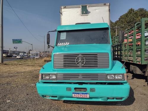 Imagem 1 de 13 de Mb 1621 Truck Bau 1994